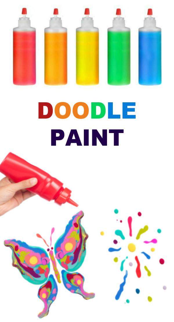Doodle Paint For Kids