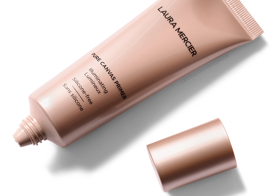 Laura Mercier Pure Canvas Primers Review Photos Packaging