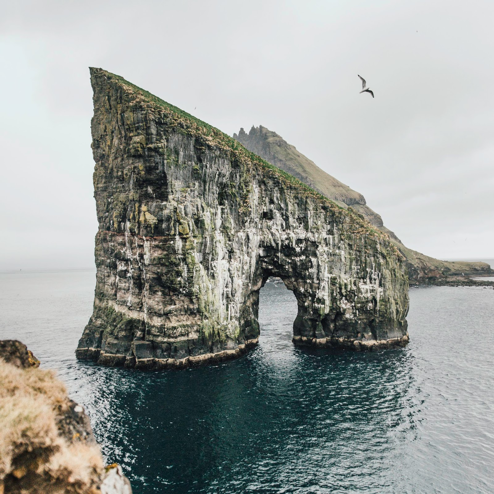Drangarnir sea stacks faroe island do i need a guide liquid grain liquidgrain