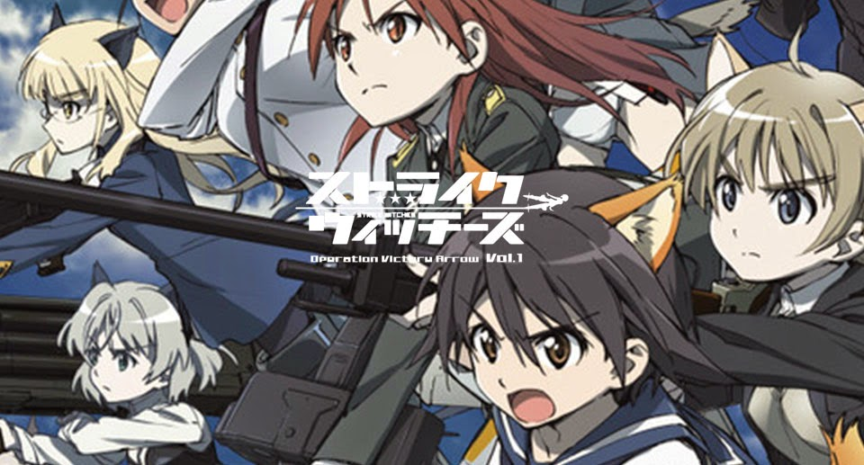 Strike Witches Operation Victory Arrow Penayangan dan Studio Diumumkan