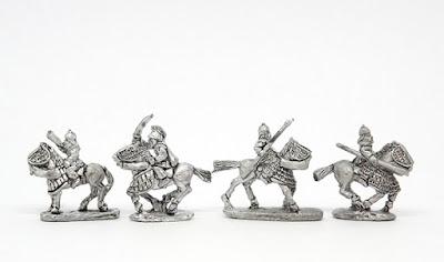 PER10 Satrapal Guard cavalry