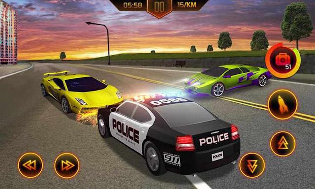Police Car Chase MOD APK