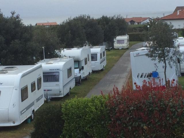 Foto del Camping Itsas Mendi. San Juan de Luz | caravaneros.com