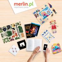 rabat 10 zł na Merlin.pl dla płacących BLIKiem