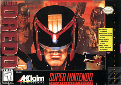 Judge Dredd (Super Nintendo)