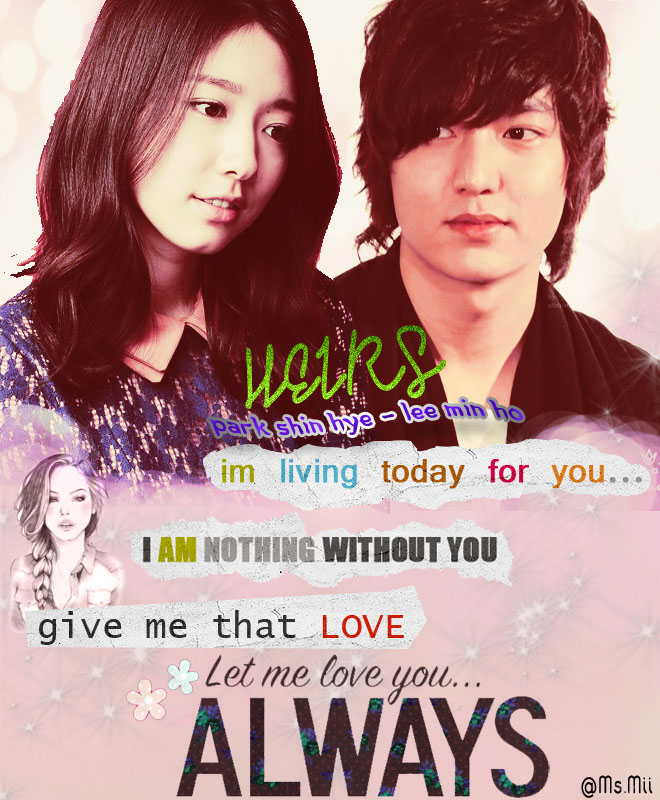 The heirs jo myung soo dating