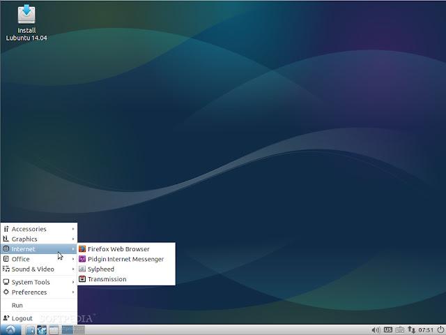 Lubuntu İşletim Sistemi