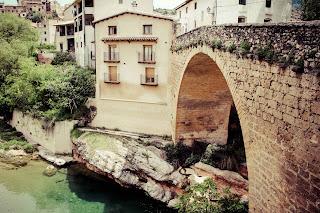 Arcos, portales, puentes, Beceite, Beseit, portal, portalet, arc, arco, pont, puente