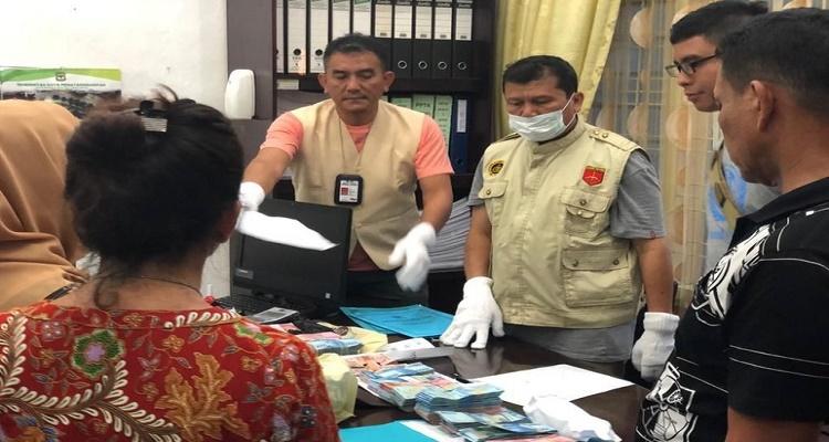 OTT BPKD: Rp 186 juta Diamankan Polda Sumut