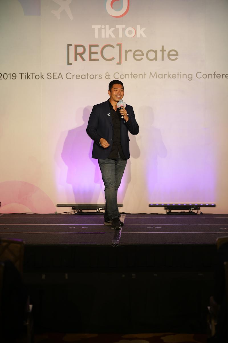 Lionel Sim, Senior Director, Global Marketing - Business Solutions, TikTok Ads