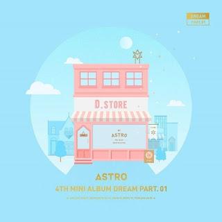 ASTRO – Dream Part.01 Albümü