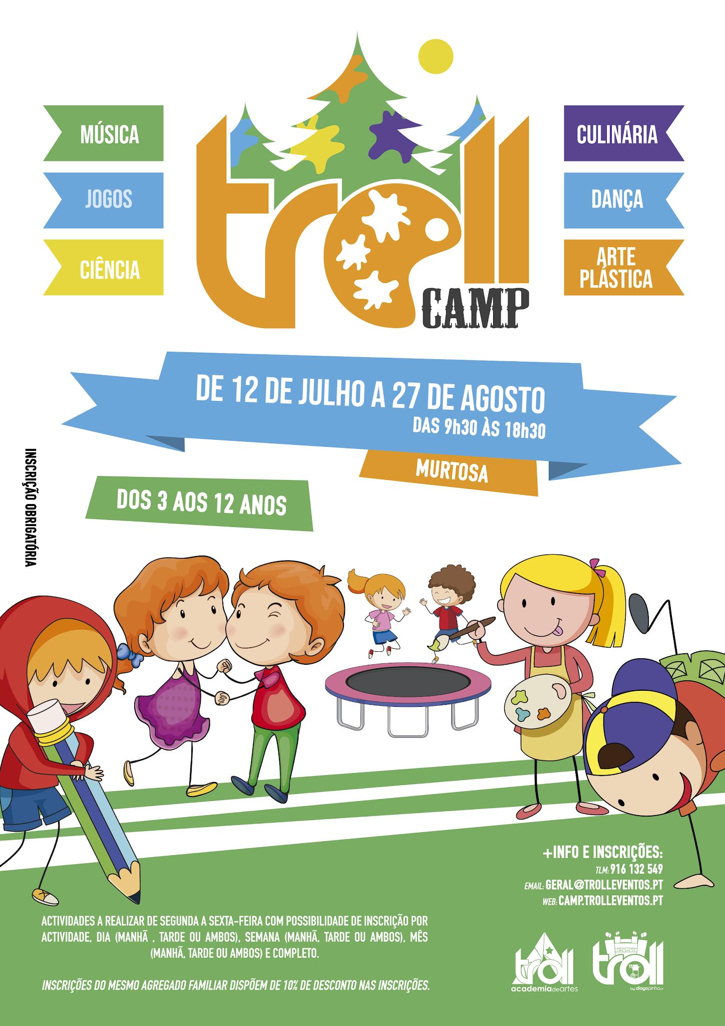 Troll Camp