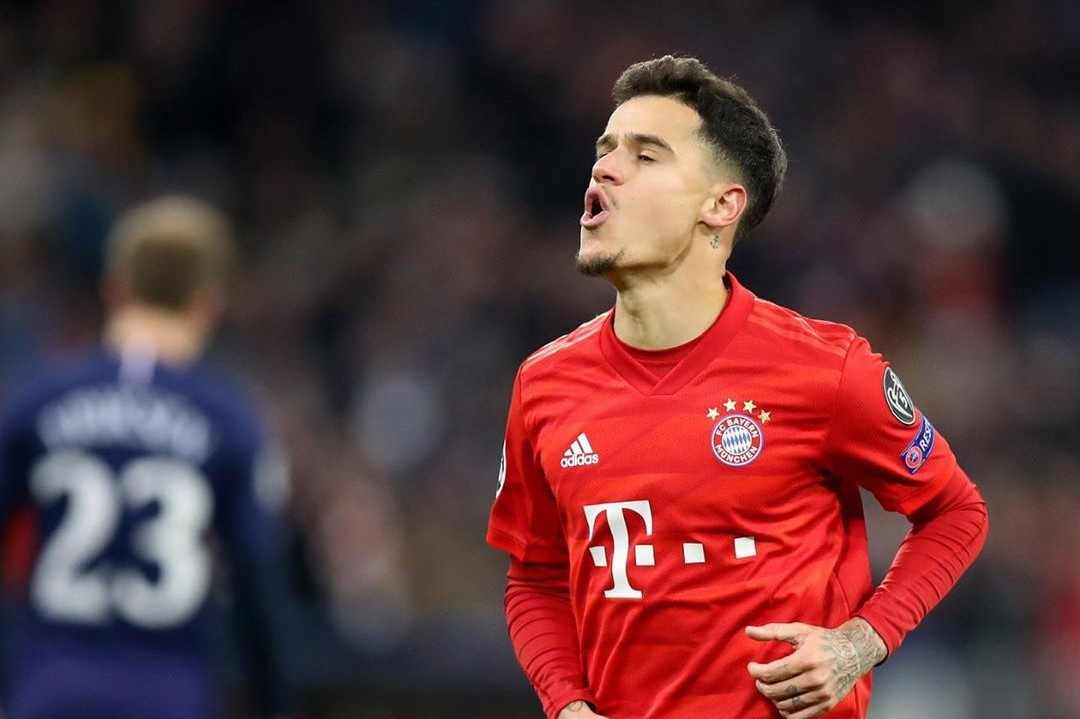 REAL MADRID FOCUSING ON PHILIPPE COUTINHO