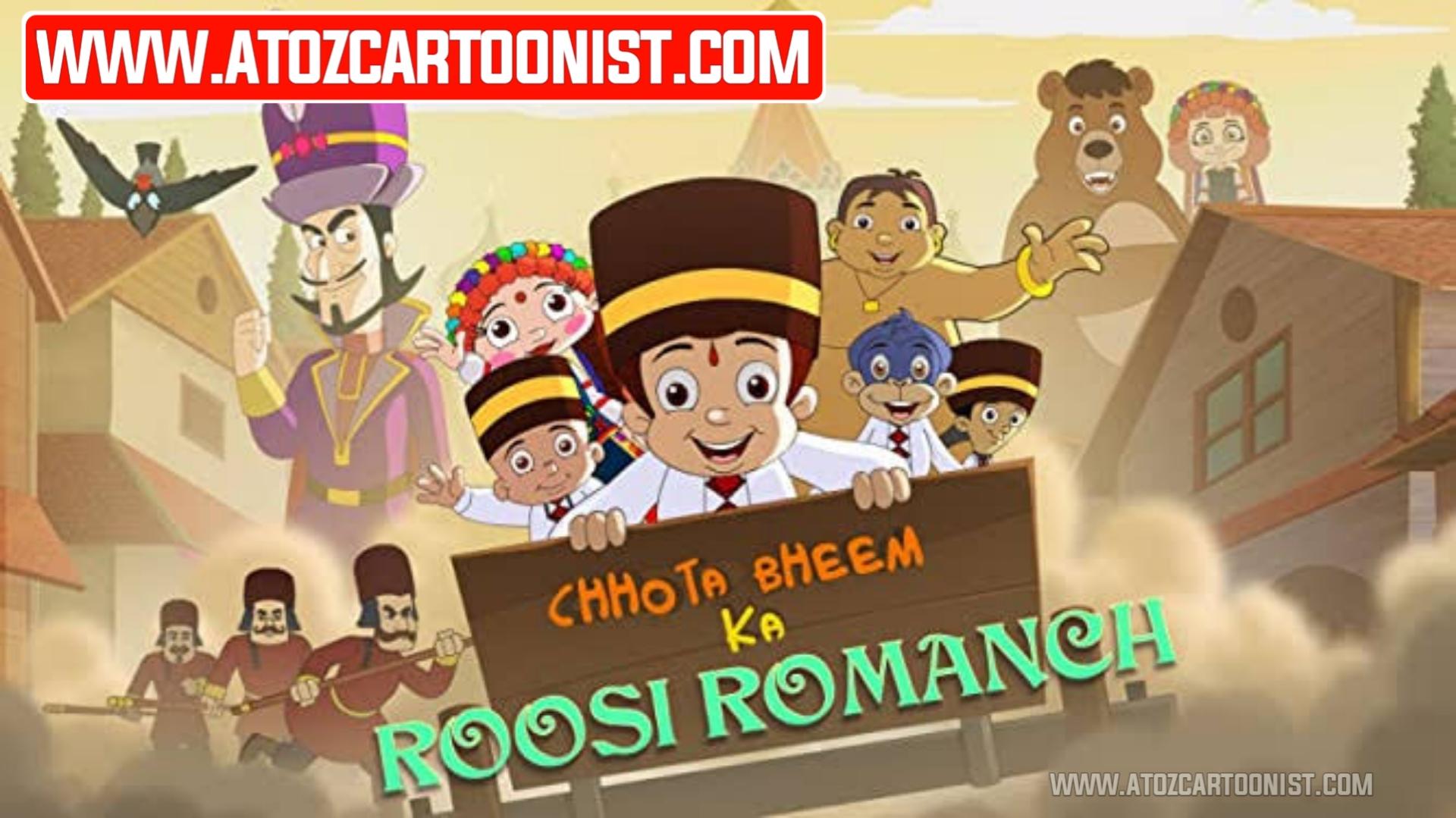 CHHOTA BHEEM KA ROOSI ROMANCH FULL MOVIE IN HINDI & TAMIL DOWNLOAD (480P & 720P)
