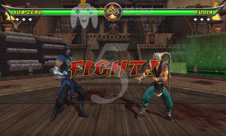 تحميل جميع اجزاء لعبة Mortal Kombat برابط مباشر
