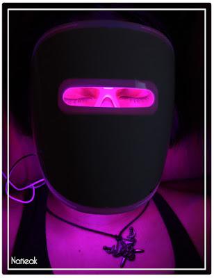 masque luminothérapie avis dermatologue