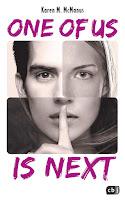 https://melllovesbooks.blogspot.com/2020/06/rezension-one-of-us-is-next-von-karen-m.html