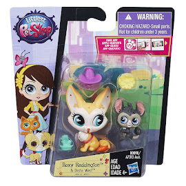 Littlest Pet Shop Pet Pawsabilities Roxy Reddington (#3810) Pet