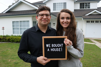 We bought a house - and there's a story to it!
