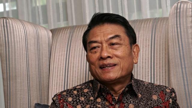 Isu Gerindra Merapat ke Jokowi, Moeldoko: Di Politik Tak Ada yang Mustahil