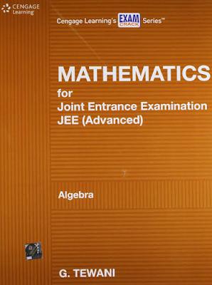 Cengage algebra for iitjee pdf
