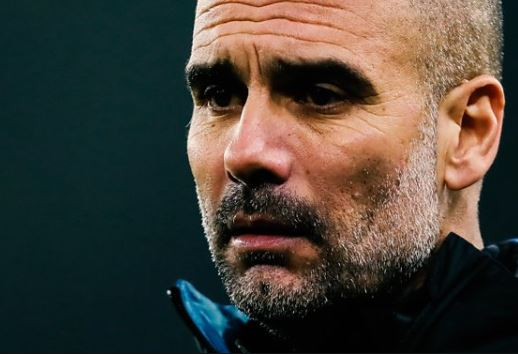 Title race is over - Pep Guardiola