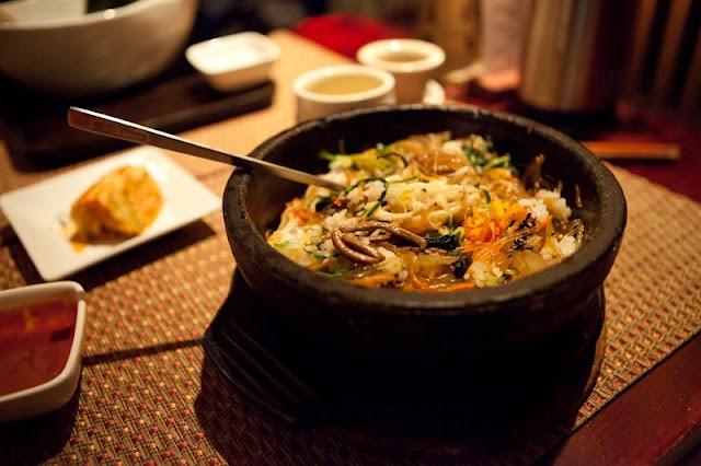 Restaurante vegetariano Hangawi
