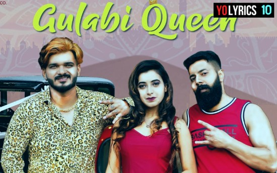 Gulabi Queen Lyrics - Aisha