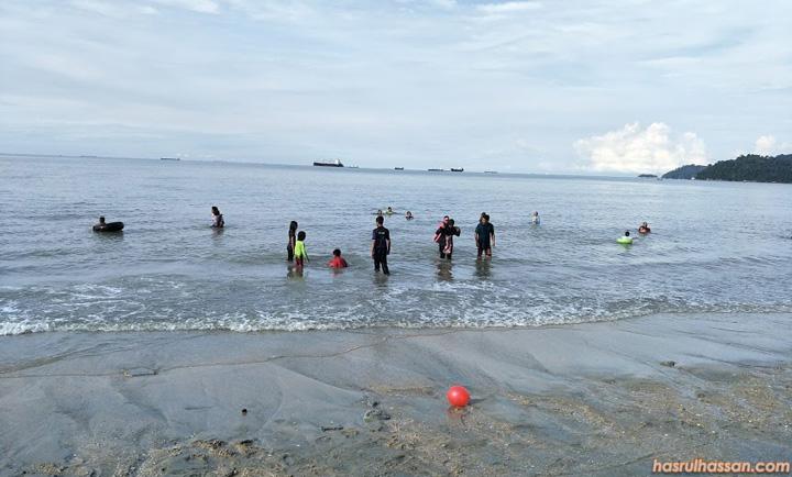 Kelebihan Mandi Laut