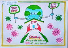 कोरोना वायरस पर निबंध हिन्दी में Essay On Covid19 in hindi
