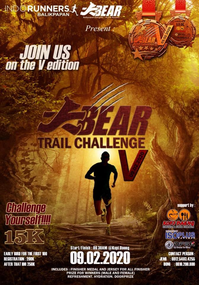 Bear Trail Challenge V • 2020