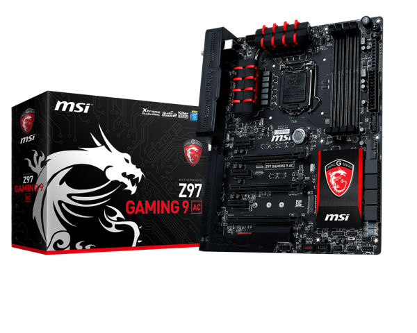 msi z97_gaming_9_ac motherboard driver