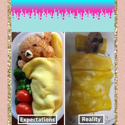 Reality VS Expectations