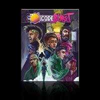 CodeBurst novel by Reed Reimer & Benjamin Emory Larson