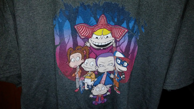 Rugrats Stranger Things Shirt | PopupTee Review cool tshirt designs