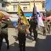 Εκαναν παρέλαση στα Γιαννιτσά παρά την απαγόρευση