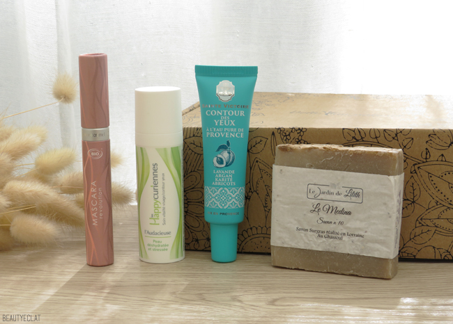 box beaute belle au naturel test
