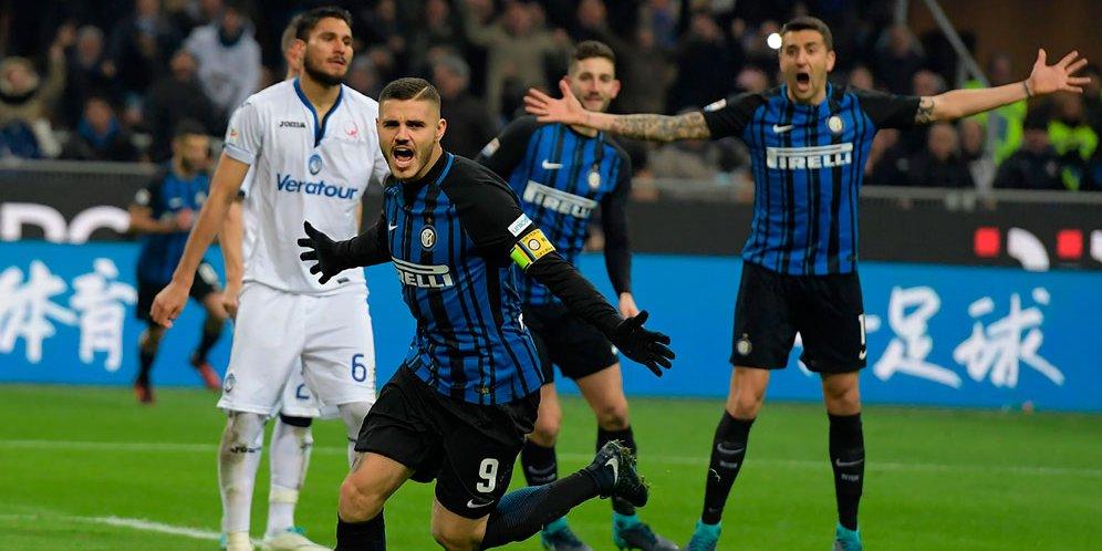 مشاهدة مباراة انتر ميلان واتالانتا بث مباشر اليوم 11-1-2020 في الدوري الايطالي