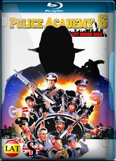 Loca Academia de Policía 6: Ciudad Sitiada (1989) REMUX 1080P LATINO/ESPAÑOL/INGLES