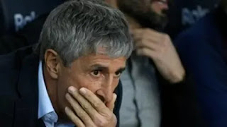 Setien: Until I saw Cruyff's Barca, I didn't think too much about tactics