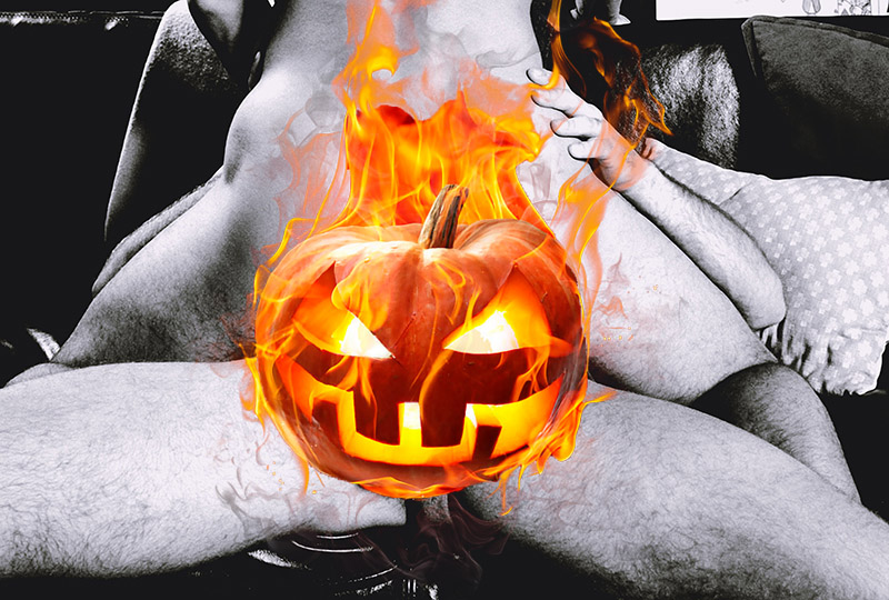 (Nie)samotny Halloween