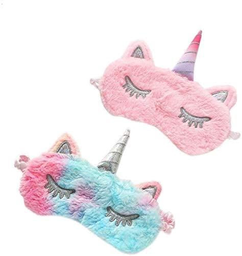 Kids Sleep Masks (2 Pack)