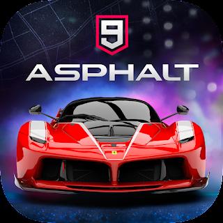 تحديث لعبة ASPHALT 9: LEGENDS للاندرويد و الايفون و PC