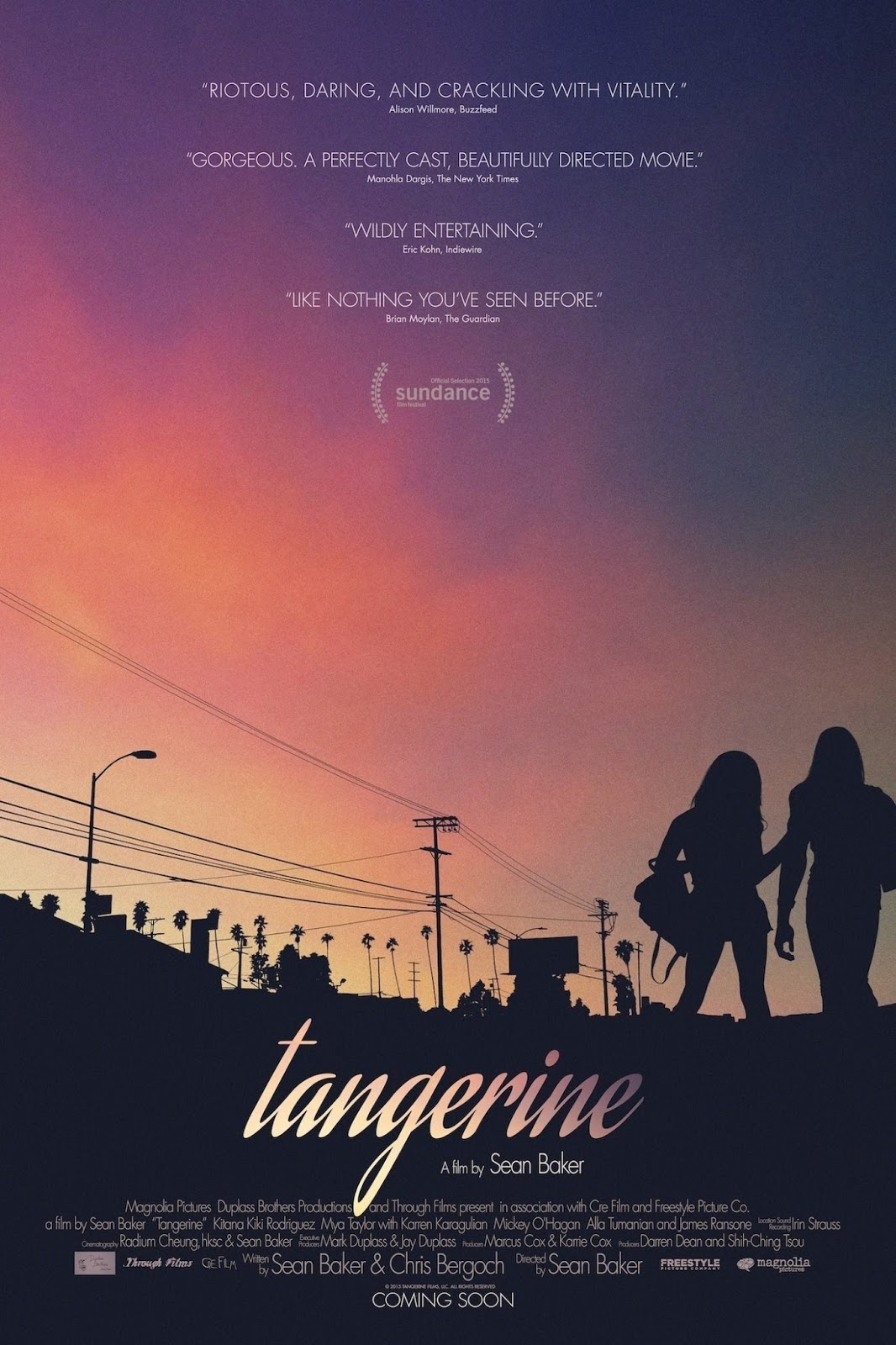 Tangerine 2015 - Full (HD)