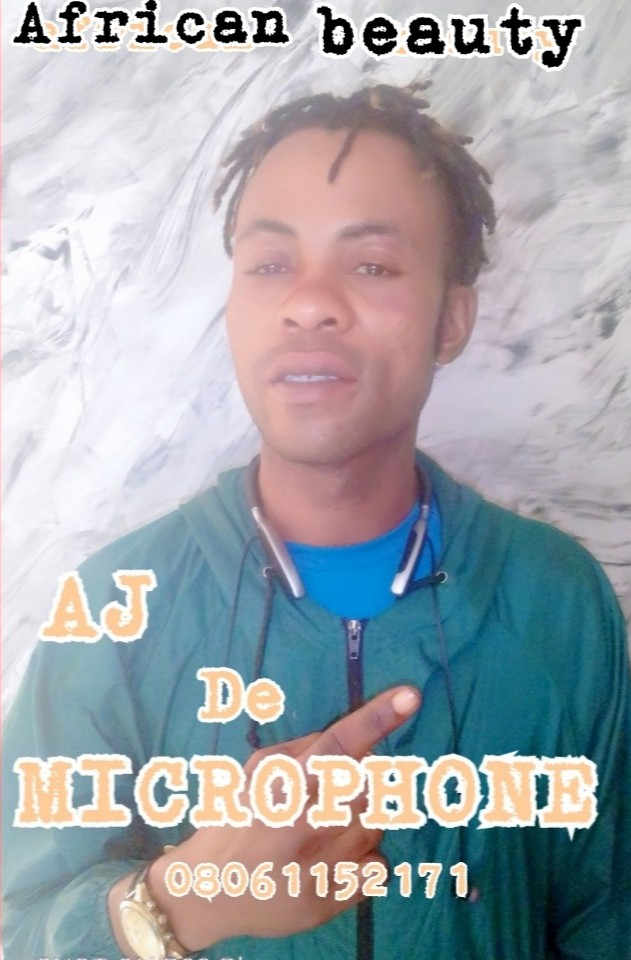 MUSIC: AJ DE MICROPHONE_AFRICAN BEAUTY