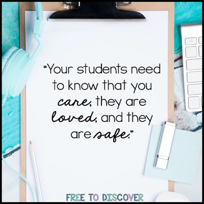 students are loved image