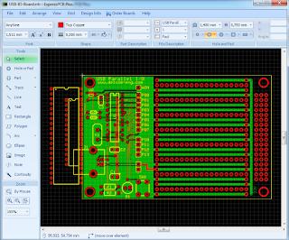 Screenshot 4 ExpressPCB Plus | Software Elektronika