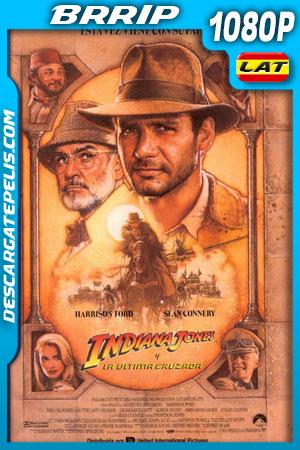 Indiana Jones y la última cruzada (1989) 1080p BRrip Latino – Ingles