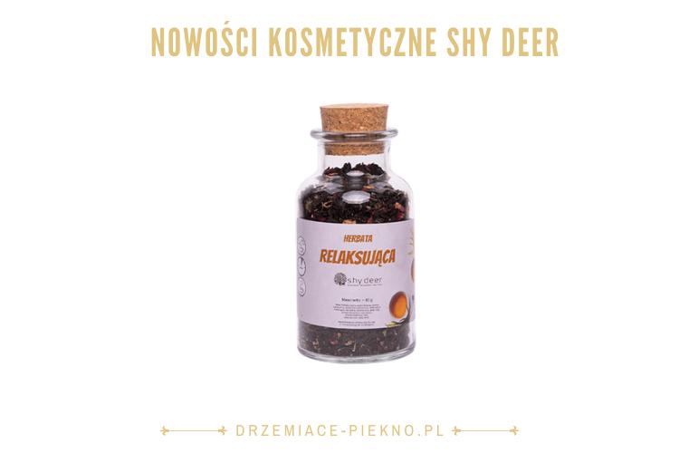 Herbata Relaksująca Shy Deer 90 g