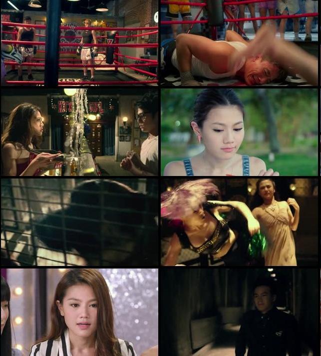Kick Ass Girls 2013 Dual Audio Hindi 480p BluRay